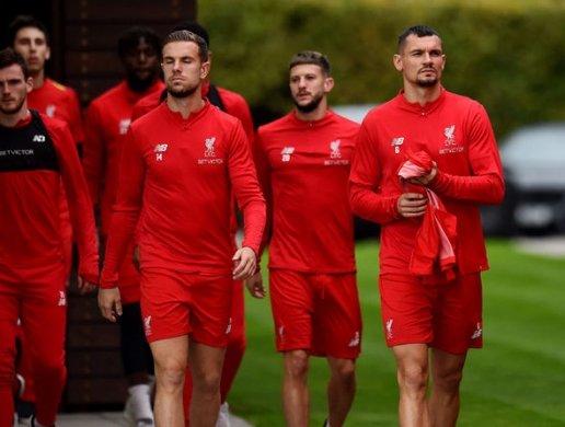 Buổi tập của Liverpool vắng những cầu thủ chủ chốt