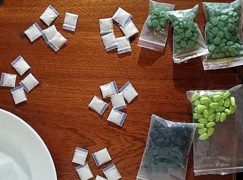 Công an Bình Thuận triệt phá đường dây cung cấp thuốc lắc