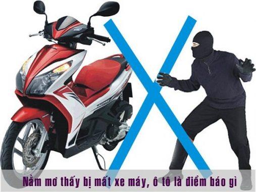 Mơ mất xe máy và ý nghĩa điềm báo của giấc mơ mất xe máy là gì