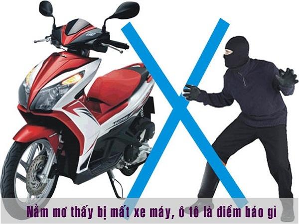 Ý nghĩa điềm báo của giấc mơ mất xe máy là gì