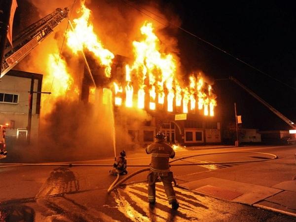 Giải mã con số lô đề của giấc mơ thấy cháy nhà