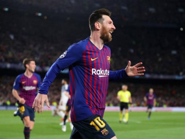 Messi đã có bàn thắng thứ 600 cho Barca