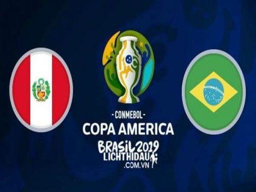 Nhận định Brazil vs Peru, 02h00 ngày 23/06