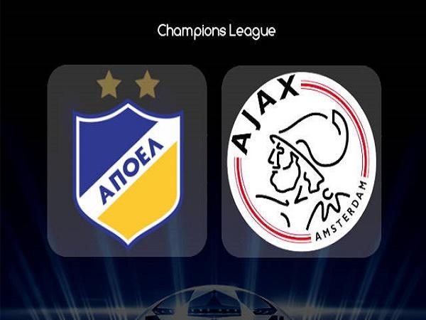 Nhận định APOEL Nicosia vs Ajax, 2h00 ngày 21/08