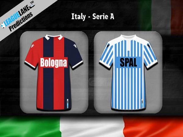 Nhận định Bologna vs Spal, 1h45 ngày 31/08