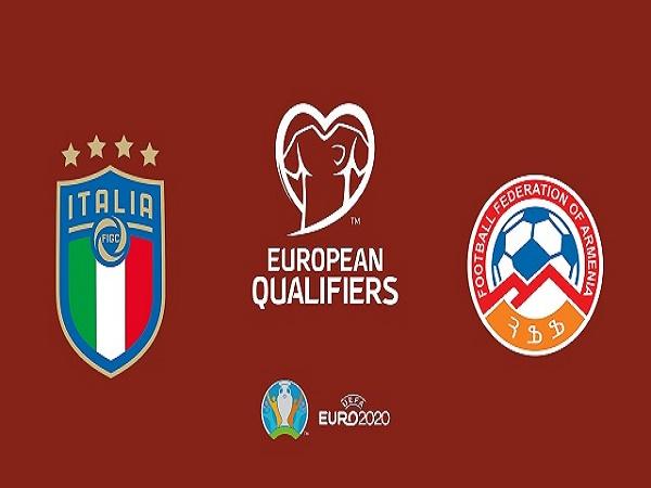 Nhận định Italia vs Armenia, 2h45 ngày 19/11