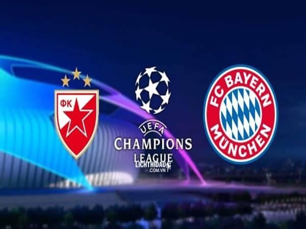 Nhận định Crvena Zvezda vs Bayern Munich, 03h00 ngày 27/11