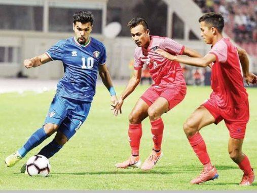 Nhận định tỷ lệ trận Nepal vs Kuwait (16h00 ngày 19/11)