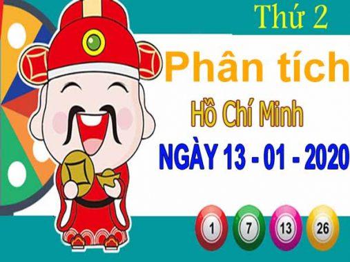 Phân tích XSHCM ngày 13/1/2020 – Phân tích xổ số Hồ Chí Minh thứ 2