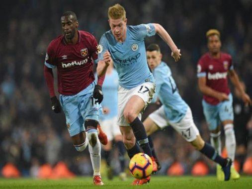 Nhận định tỷ lệ Manchester City vs West Ham United (2h30 ngày 20/2)