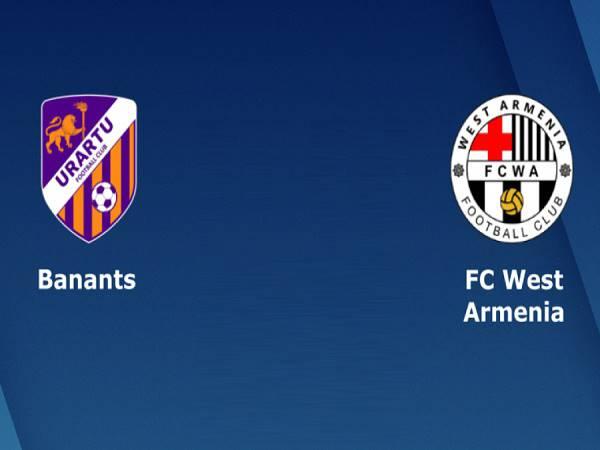 Nhận định Banants vs FC West Armenia, 18h00 ngày 14/05