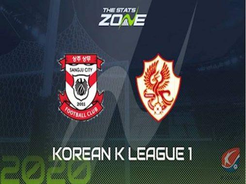 Nhận định Sangju Sangmu vs Gwangju, 17h00 ngày 23/5
