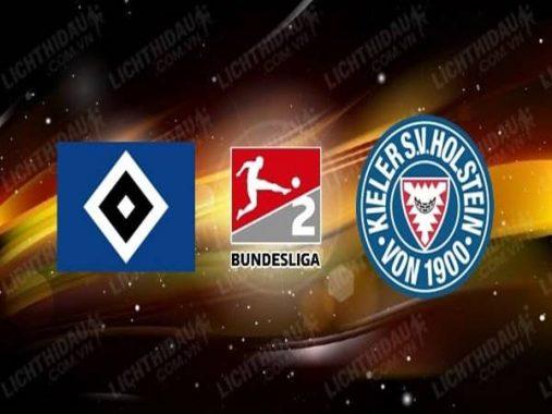 Nhận định bóng đá Hamburg vs Holstein Kiel, 01h30 ngày 09/6