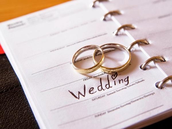 Xem ngày cưới hỏi năm 2020