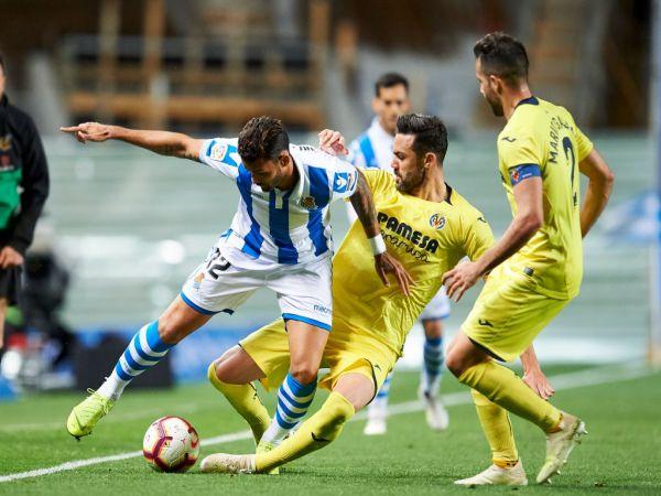Nhận định kèo bóng đá Villarreal vs Sociedad