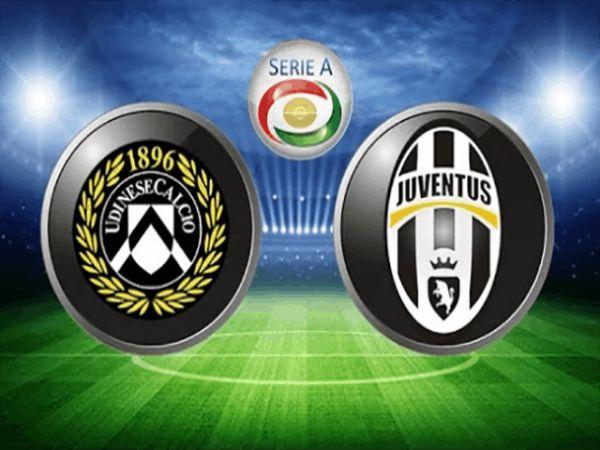 Nhận định kèo Udinese vs Juventus