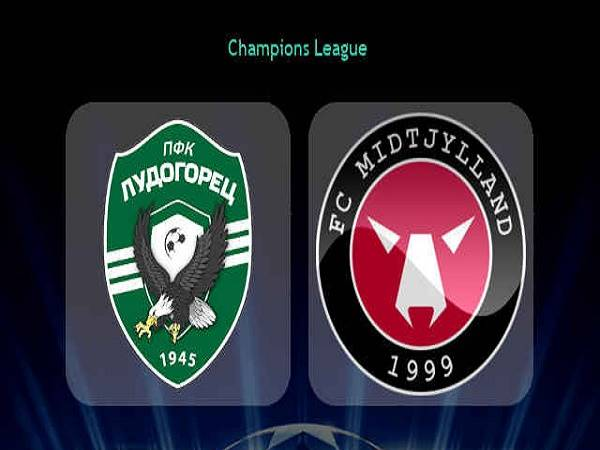 Nhận định Ludogorets vs Midtjylland, 00h30 ngày 27/08