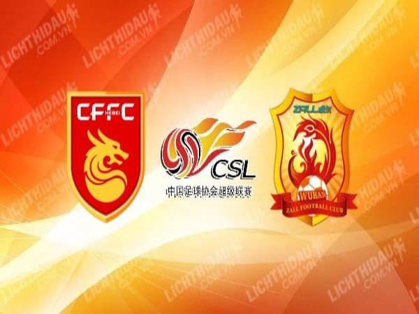 Nhận định soi kèo Hebei vs Wuhan Zall, 17h00 ngày 21/8
