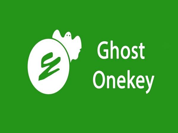 Hướng dẫn tải onekey ghost mới nhất