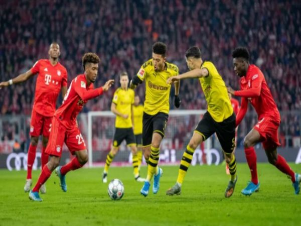 Nhận định soi kèo Bayern Munich vs Dortmund, 01h30 ngày 01/10