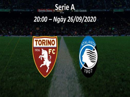 Nhận định Torino vs Atalanta, 20h00 ngày 26/9