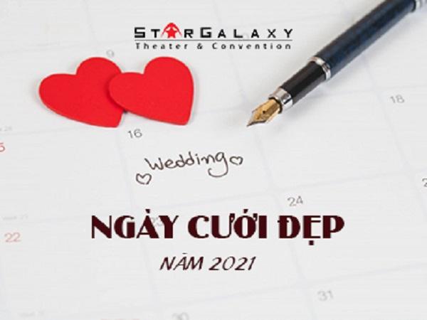 Ngày tốt cưới hỏi tháng 5 năm 2021 gồm những ngày nào?