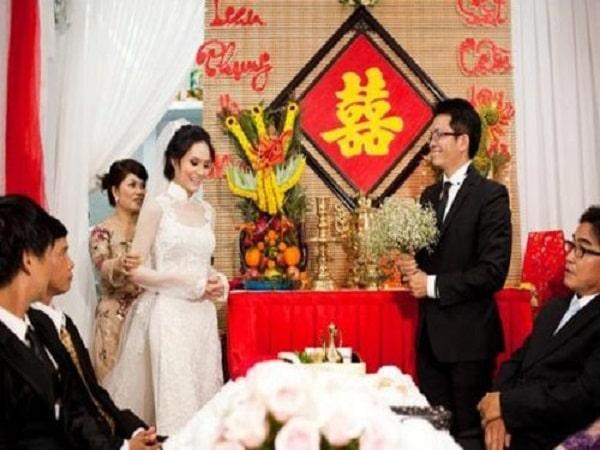 Xem ngày cưới hỏi tháng 1 năm 2021