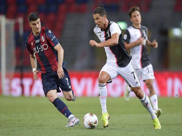 Nhận định tỷ lệ Juventus vs Bologna, 18h30 ngày 24/1 - VĐQG Italia