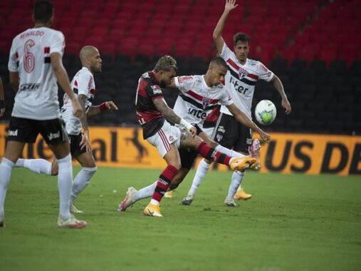 Nhận định bóng đá Sao Paulo vs Flamengo, 07h30 ngày 26/2