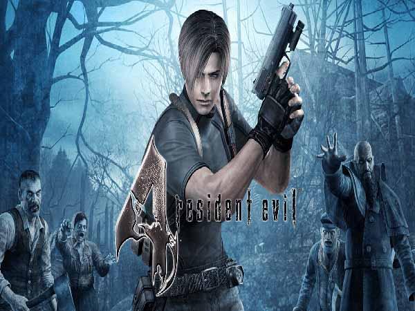 Resident Evil 4 - Game PS2 hay nhất mọi thời đại