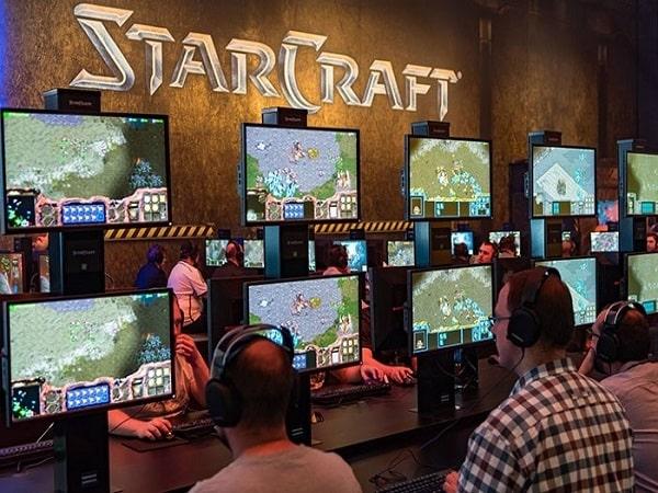 StarCraft offline một siêu phẩm game chiến thuật thời gian