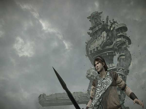 Shadow of the Colossus - Game PS2 hay nhất