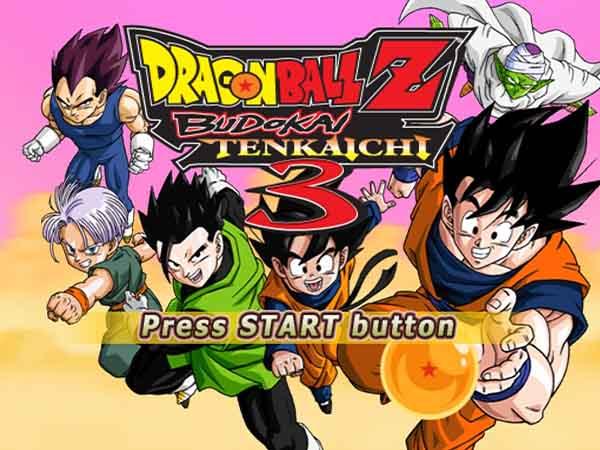 Dragon Ball Z Budokai - Game PS2 hay nhất