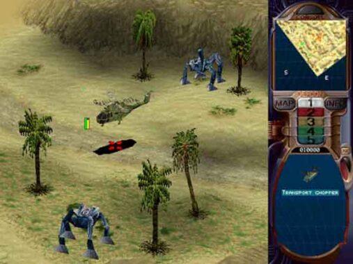 Defcon – Game chiến thuật PC hay nhất hiện nay