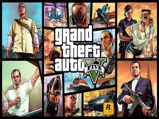 Game Grand Theft Auto