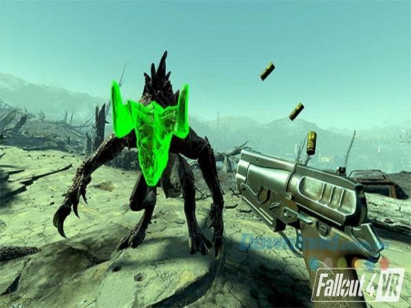 Game thực tế ảo Fallout 4 VR