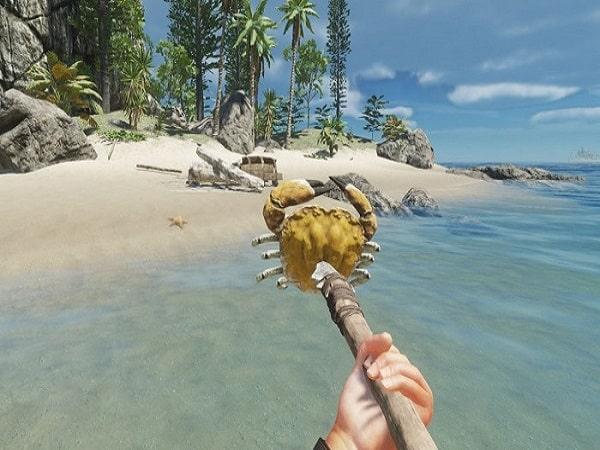 Game Đảo sinh tồn