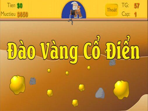 game Đào Vàng – Cổ Điển