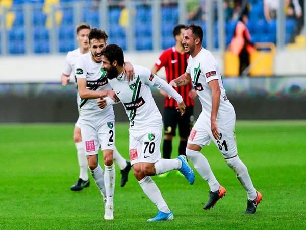 Dự đoán tỷ lệ Alanyaspor vs Denizlispor (23h00 ngày 12/4)