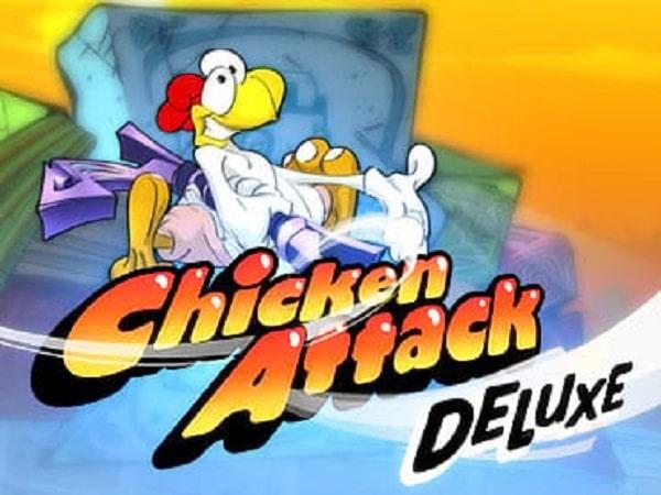 game bắn gà Chicken Attack