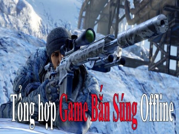 Top 7 game bắn súng offline pc hay nhất 2021
