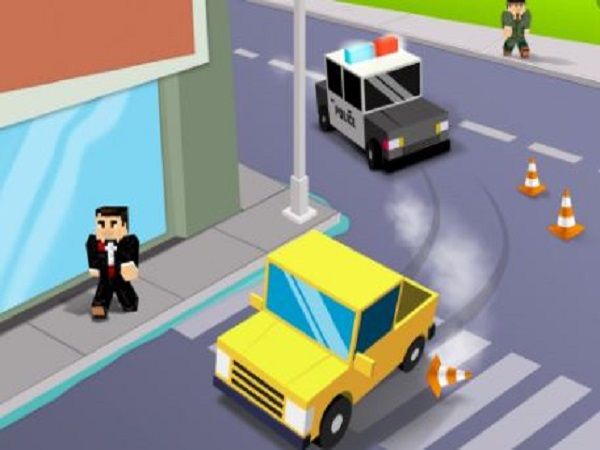 Game High Speed Police Chase