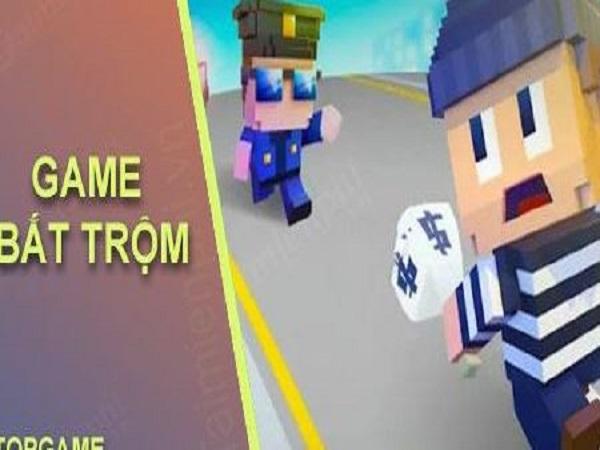 Game bắt trộm Street Chaser