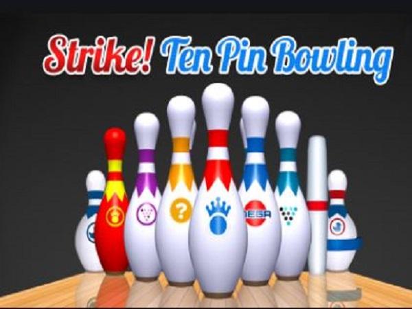 Strike Ten Pin Bowling - game bowling hay