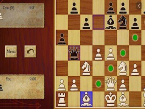 Top game cờ vua trên điêmn thoại hay nhất