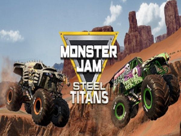 Game Monster Jam: Steel Titans