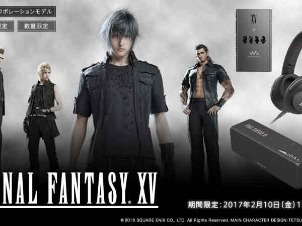 Game nhập vai PC - Final Fantasy XV (FFXV)