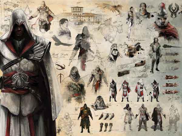 Game nhập vai PC - Assassin's Creed Brotherhood