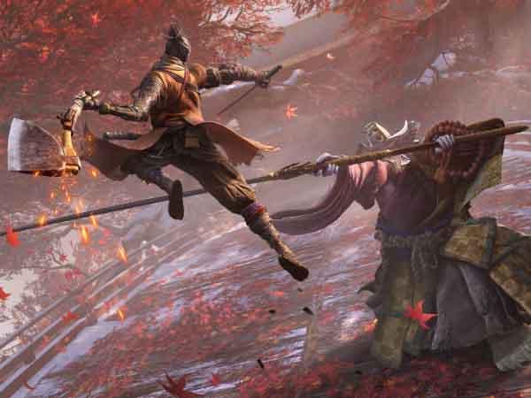 Game nhập vai PC - Sekiro: Shadows Die Twice