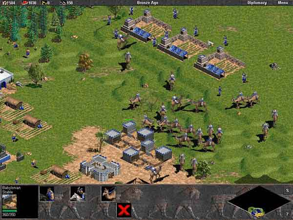 game nhẹ cho PC-Age of Empires 2 – Game chiến thuật AOE đỉnh cao